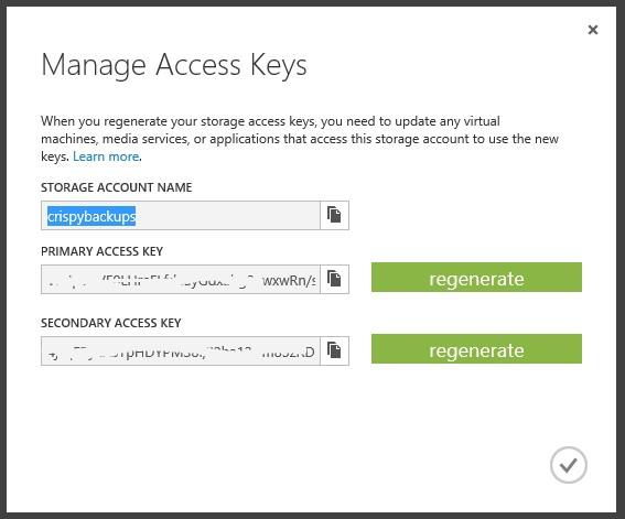 SQL Server 2014 backup Microsoft Azure