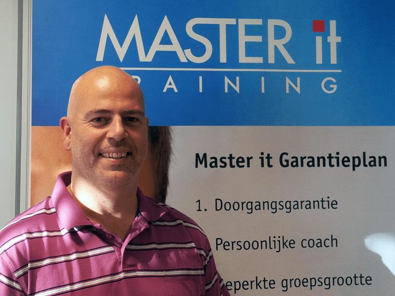 CompTIA Open Master Class Training review door Alex DAF Trucks