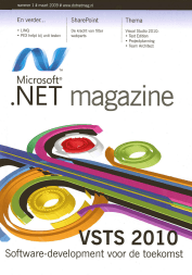 Gratis het .Net Magazine ontvangen?