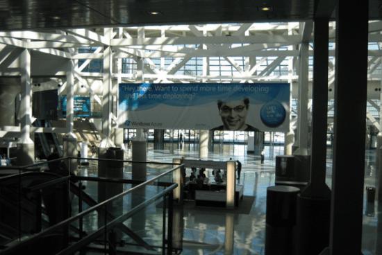 PDC09: Azure pre-conference workshop
