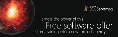 Gratis SQL 2008 software