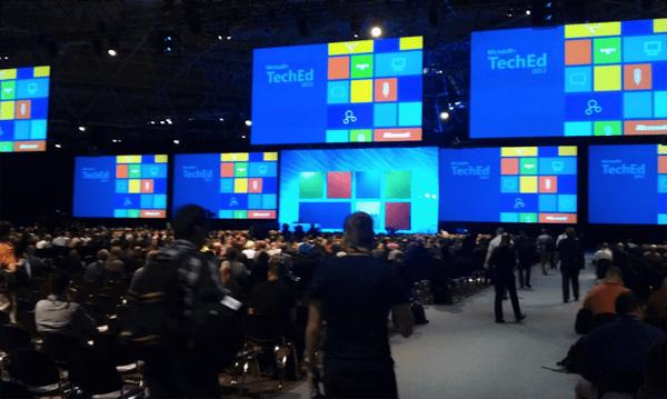 TechEd impressie 2012