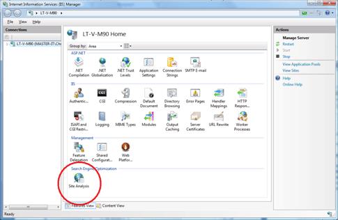 Microsoft Web Platform Installer - SEO